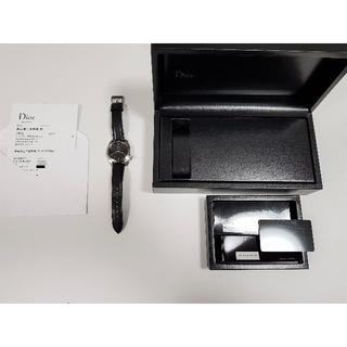 ディオールオム(DIOR HOMME)のディオールオム 腕時計 シフルルージュ A03 / CHIFFRE ROUGE (腕時計(アナログ))