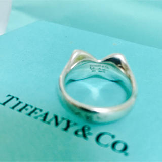 Tiffany & Co. - TIFFANY&Co. リボンリング☆☆☆