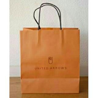 ユナイテッドアローズ(UNITED ARROWS)のショッパー  紙袋(ショップ袋)