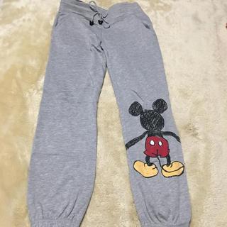 ディズニー(Disney)のディズニー。ミッキーパンツM(カジュアルパンツ)