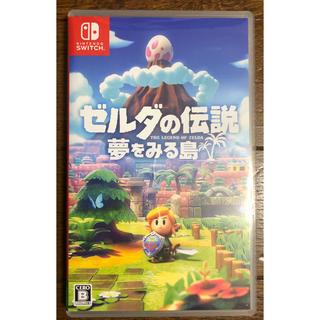 Nintendo Switch - ゼルダの伝説 夢をみる島 Switch スイッチ ソフト
