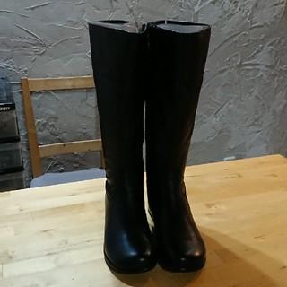 ベルメゾン(ベルメゾン)のロングブーツ 23.5(ブーツ)