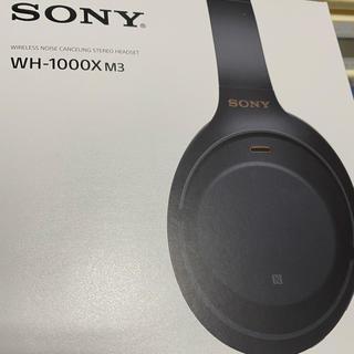 SONY - SONY ソニー ヘッドホン WH-1000XM3 1000X M