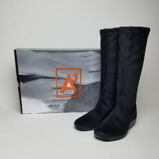 アルコペディコ(ARCOPEDICO)の【新品】ARCOPEDICO アルコペディコ ロングブーツ(ブーツ)