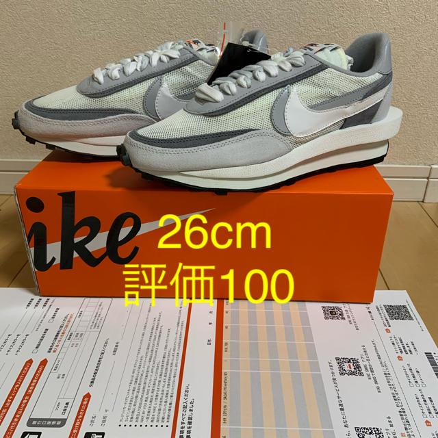 NIKE(ナイキ)のsacai × NIKE LDWaffle メンズの靴/シューズ(スニーカー)の商品写真