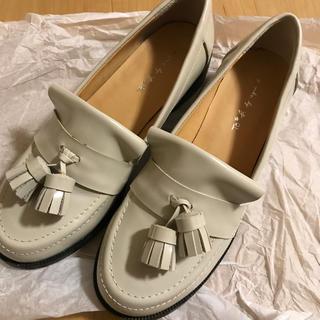 アニエスベー(agnes b.)のアニエスベー ローファー(ローファー/革靴)