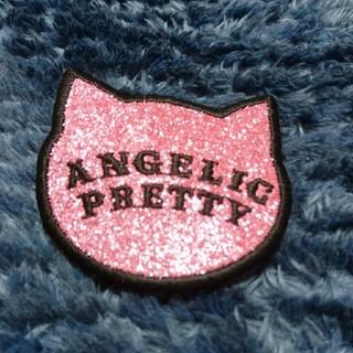Angelic Pretty - アンジェリックプリティ ねこバレッタ