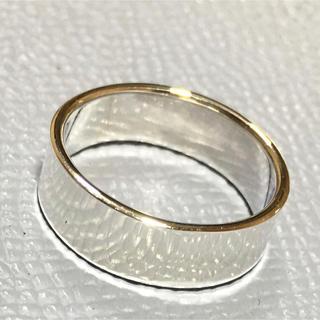 平打ち シルバー925 リング  13号 プレーン シンプル レディース ギフト(リング(指輪))
