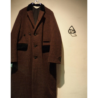 SUNSEA - 123456789様 sunsea NETWORK CHECK COAT