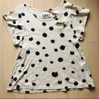 TSUMORI CHISATO - ツモリチサト CATSTシャツ 美品
