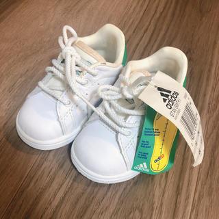 adidas - adidas  スタンスミス ベビーシューズ 12センチ