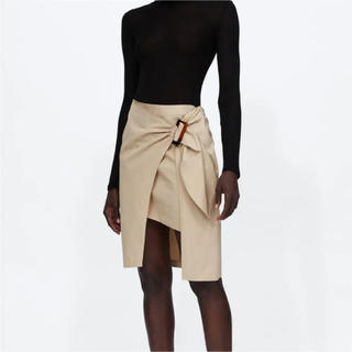ZARA - ザラ トレンチ スカート