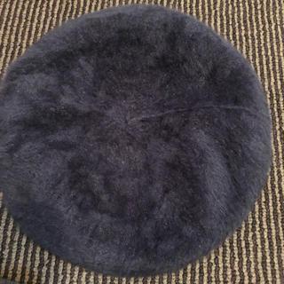 ニコアンド(niko and...)のniko and... ファーベレー帽(ハンチング/ベレー帽)