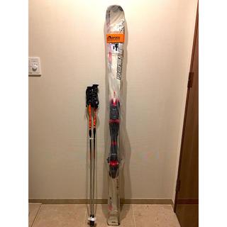ロシニョール(ROSSIGNOL)のロシニョール スキー板  シナノ ストック 2点セット(板)