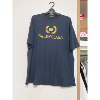 Balenciaga - balenciaga bb logo t-shirt