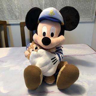 ダッフィー - ダッフィー  ミッキーマウス セーラー 水兵 ぬいぐるみ