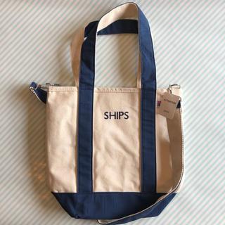 SHIPS - SHIPS オリジナル キャンバス トートバッグ OLYMPUS キャンペーン