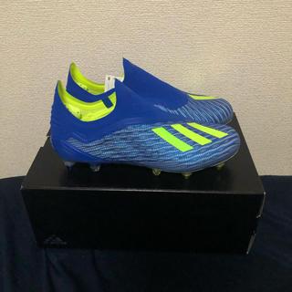 adidas エックス 18+ SG25.5cmサッカースパイク