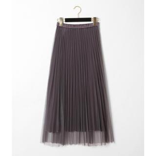 GRACE CONTINENTAL - 【新品未使用】グレースコンチネンタル リバーシブルスカート