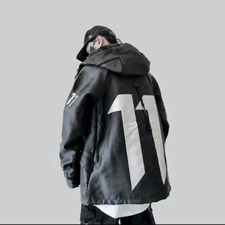 OFF-WHITE - 11by bbs マウンテンパーカー