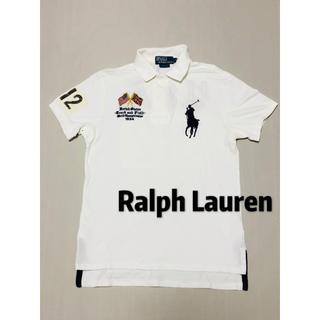 POLO RALPH LAUREN - ポロ ラルフローレン 半袖 シャツ メンズ ポロシャツ S 175