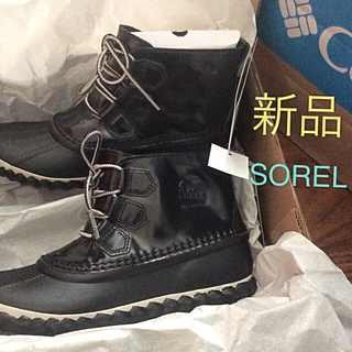 ソレル(SOREL)の新品 未使用 ソレル ブーツ SOREL レディース ソレル ブーツ ショート(ブーツ)