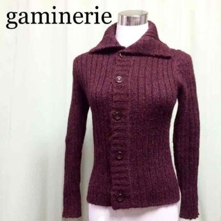 gaminerie - 【美品】gaminerie ニット