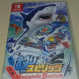 Nintendo Switch - 釣りスピリッツ Nintendo Switchバージョン Switch