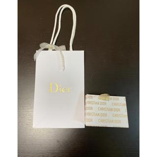 Dior - ディオール ホリデーコレクション ラッピング