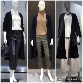 Theory luxe - theory luxe  ダブルフェイス コーディガン 18AW 昨季