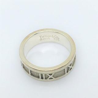 ティファニー(Tiffany & Co.)の13号 ティファニー TIFFANY アトラス リング 指輪(リング(指輪))