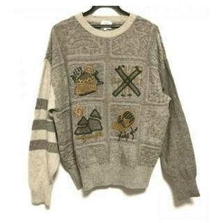 カステルバジャック(CASTELBAJAC)の■美品 カステルバジャック 長袖セーター サイズ3  メンズ美品 (ニット/セーター)