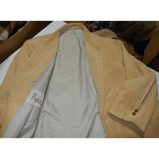 ■PAPAS パパス ジャケット コーデュロイ メンズ  冬用 (テーラードジャケット)