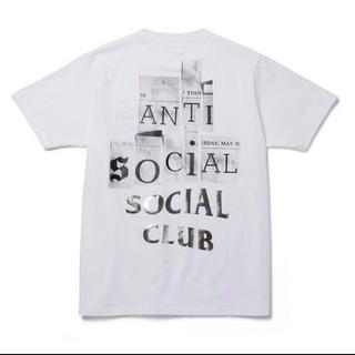 FRAGMENT - fragment design ANTI SOCIAL SOCIAL CLUB