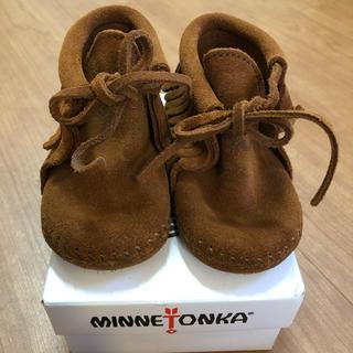 ミネトンカ(Minnetonka)のミネトンカ ベビーシューズ(ブーツ)