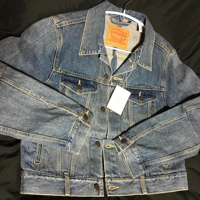 dude9 デニムジャケット 再構築 新品未使用 メンズのジャケット/アウター(Gジャン/デニムジャケット)の商品写真