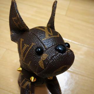 LOUIS VUITTON - ルイヴィトン 犬 バッグチャーム キーホルダー