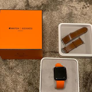エルメス(Hermes)のエルメスアップルウォッチ(腕時計(デジタル))