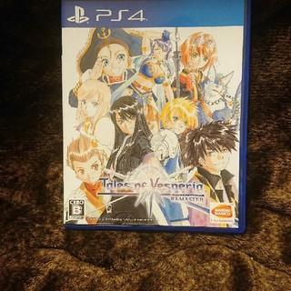 PlayStation4 - テイルズ オブ ヴェスペリア REMASTER PS4