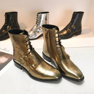 ジルサンダー(Jil Sander)のジルサンダー ブーツ パンプス  36(ブーツ)