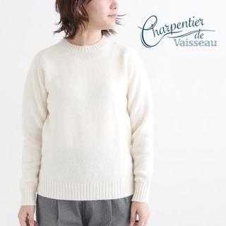 JOURNAL STANDARD - 新品シャルパンティエ ドゥ ヴェッソ✨定番 ラグラン ニット セーター