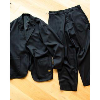 ビームス(BEAMS)のbeams tripster dickies スーツ セットアップ black(セットアップ)