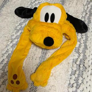 Disney - プルート ファンキャップ