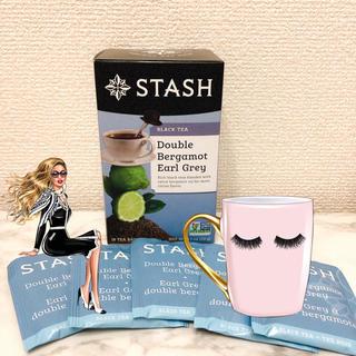 【お試し5袋】STASH ダブルベルガモット アールグレイ(茶)