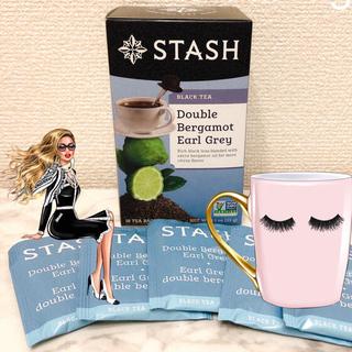 【お試し8袋】STASH ダブルベルガモット アールグレイ(茶)
