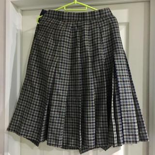 Christian Dior - ◆クリスチャンディオールDior のチェック柄ヴィンテージスカート◆