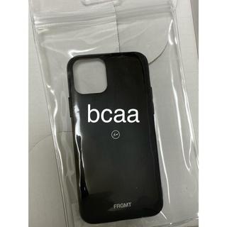 フラグメント(FRAGMENT)のFRGMT MIRROR CASE for iPhone XI PRO ブラック(iPhoneケース)