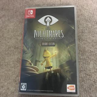 Nintendo Switch - LITTLE NIGHTMARES -リトルナイトメア- Deluxe Edit