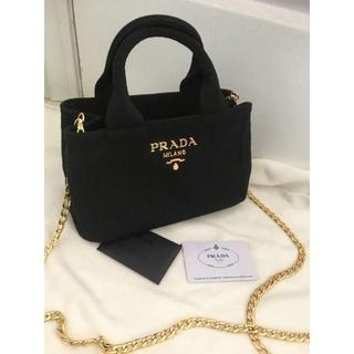 PRADA - プラダ ミニショルダーバッグ