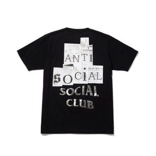 FRAGMENT - ANTI SOCIAL SOCIAL CLUB FRAGMENT Tシャツ